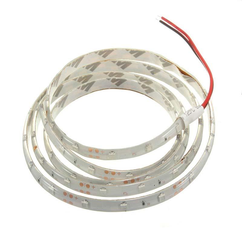 1M-60-3528-SMD-Impermeabile-LED-Light-Strip-DC12V-V3H4 miniatura 3