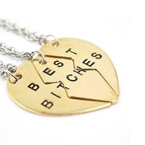 Special-Design-Best-Bitches-Sister-Friends-Break-Love-Heart-Pendant-Necklace-3