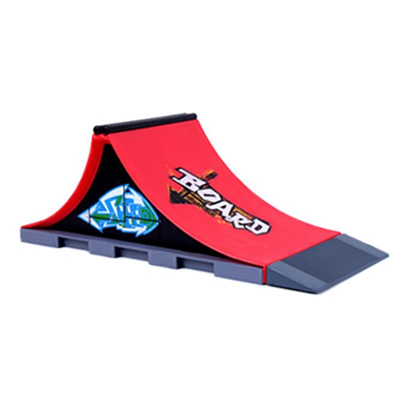 Skate Park Ramp Parts for Tech Deck Fingerboard Finger Board