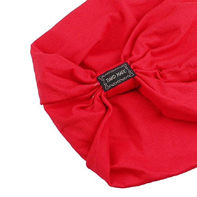 Sports-Headbands-For-Women-Hair-Accessories-Turban-Headwear-Rose-red-V7I1 thumbnail 8