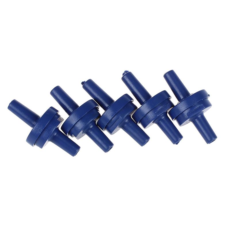 5 x clapet anti-retour de pompe a air plastique pour aquarium D6Y1 TH