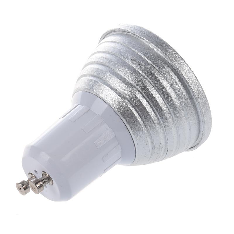 GU10-farbwechsel-RGB-LED-Lampe-Strahler-dimmbar-inklusive-Infrarot-24-Tast-T2X2 Indexbild 3