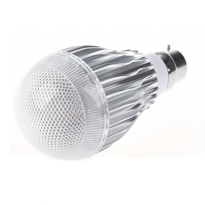 20X(9W B22 100-240V Lampara Bombilla LED RGB Control Remoto Farbe Cambiante 1K5)