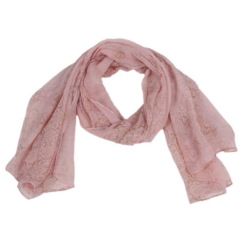 ad94bcc08b6 Echarpe Foulard Long Doux Mode Chaud Automne Hiver pour Femmes Rose X6P4) RO