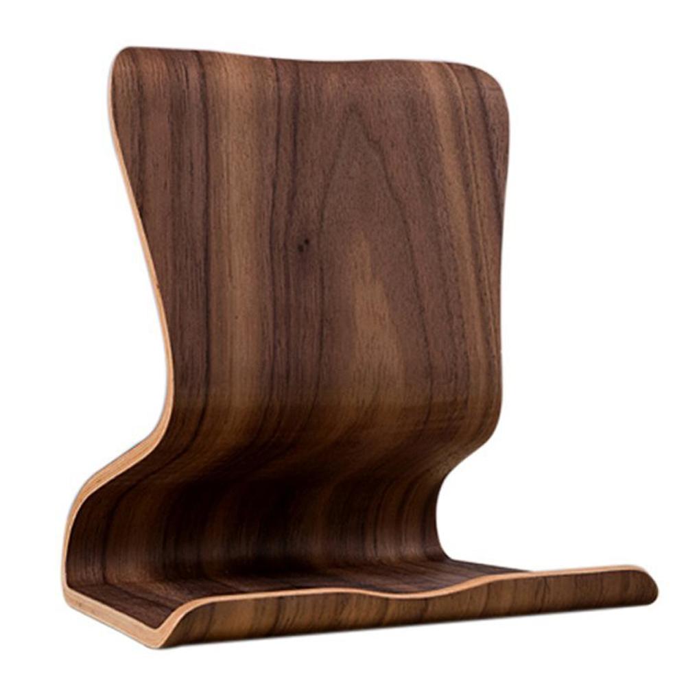 a1 universal holz tablet pc staender geraetehalter fuer ipad mini air 2 3 4 ebay. Black Bedroom Furniture Sets. Home Design Ideas