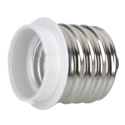 Adaptateur-Convertisseur-De-Lampe-Avec-Une-Ampoule-a-Douille-E27-Vers-E40-Bl-TH