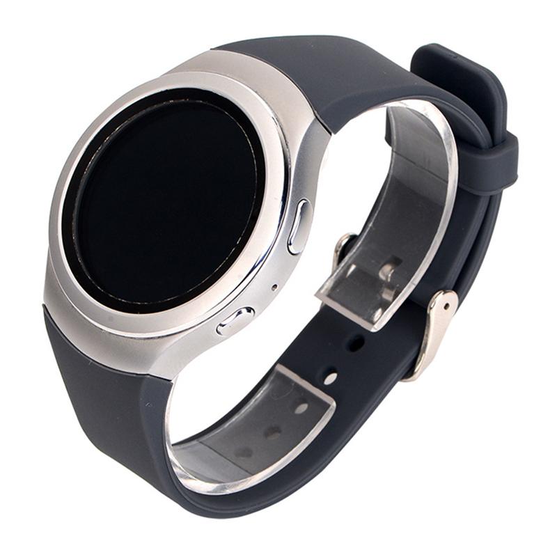 Luxus-Silikon-Uhrenarmband-Buegel-fuer-Samsung-Galaxy-S2-Gear-SM-R720-U5K8 Indexbild 7