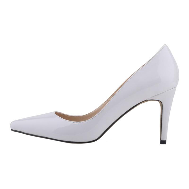 LOSLANDIFEN-chaussures-a-talons-hauts-aiguille-a-bout-pointu-de-bouche-peu-B5I8 miniature 9
