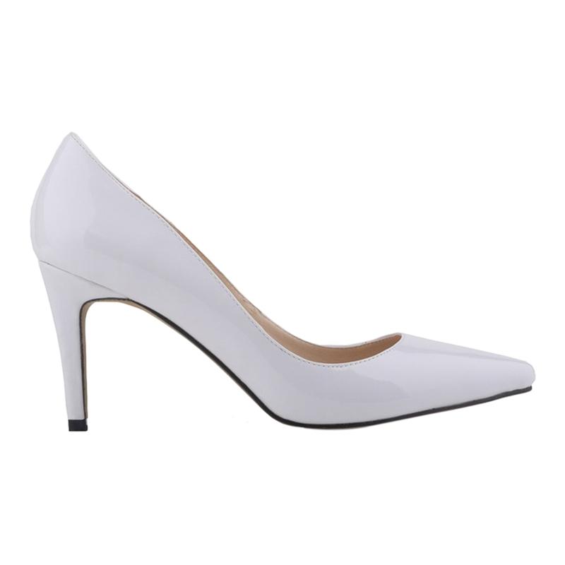 LOSLANDIFEN-chaussures-a-talons-hauts-aiguille-a-bout-pointu-de-bouche-peu-B5I8 miniature 10
