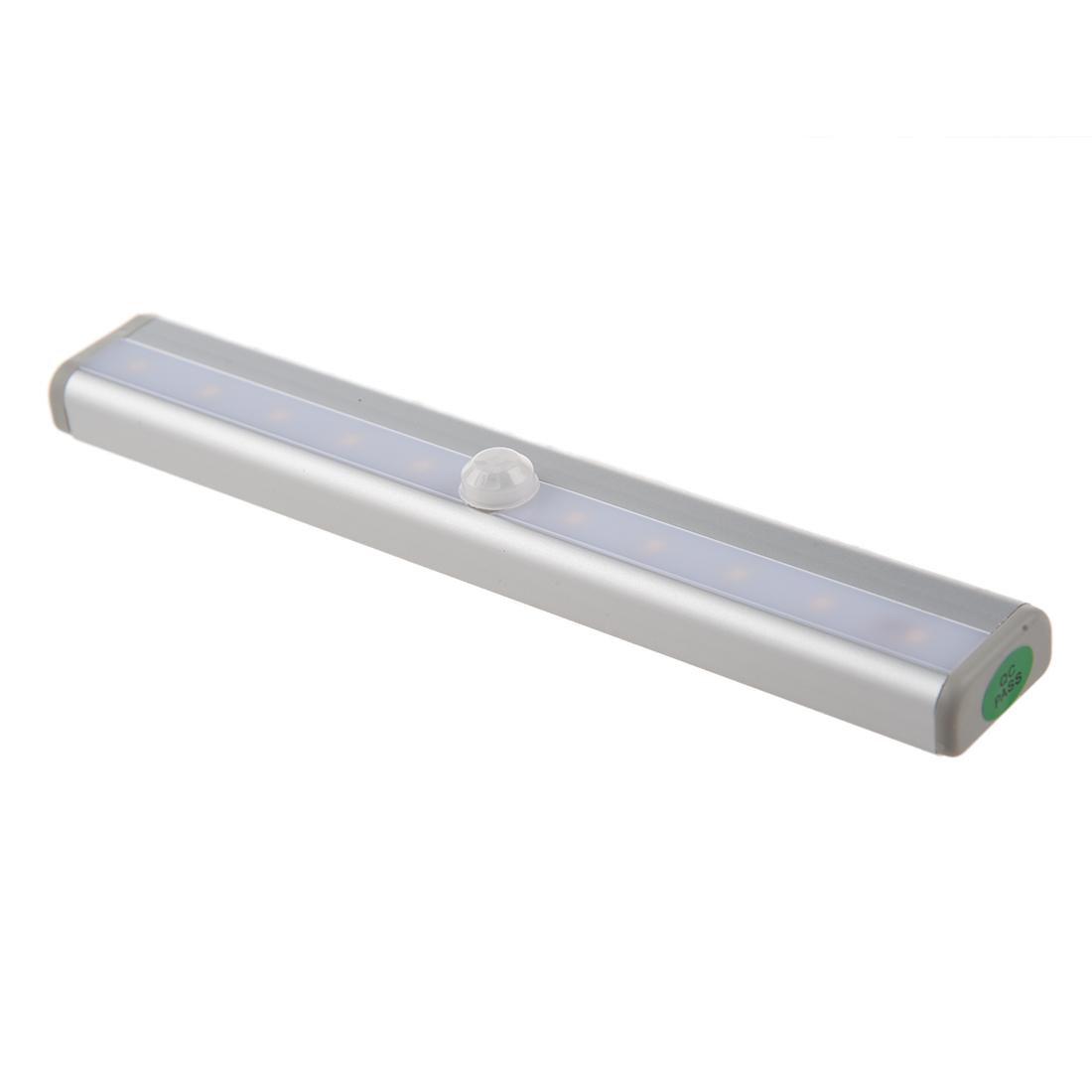 10 led pir bewegungssensor licht fuer schrank kleiderschrank