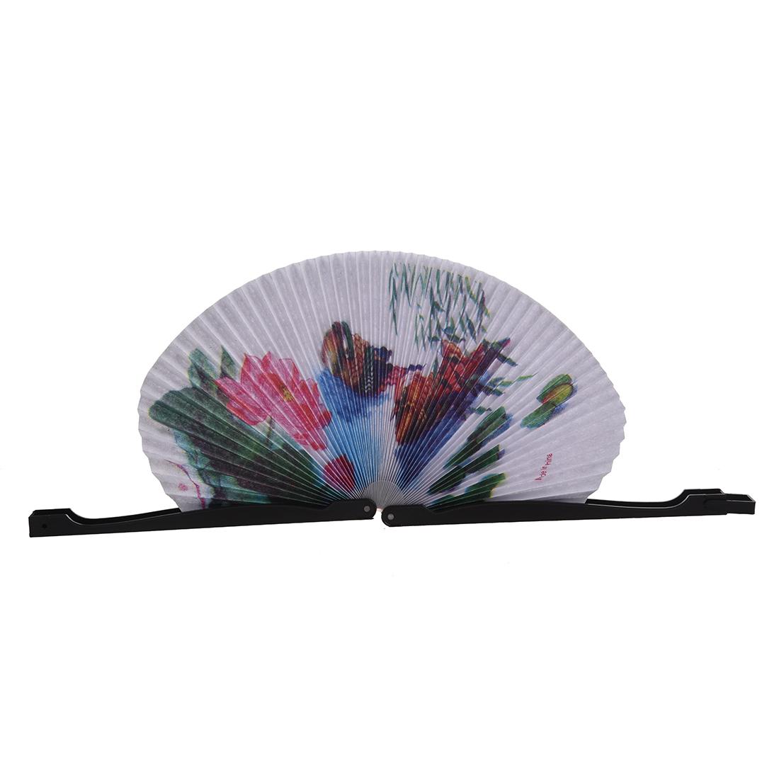 Paper Hand Fan Folding Wedding Party Favor WS 4894462987148   eBay