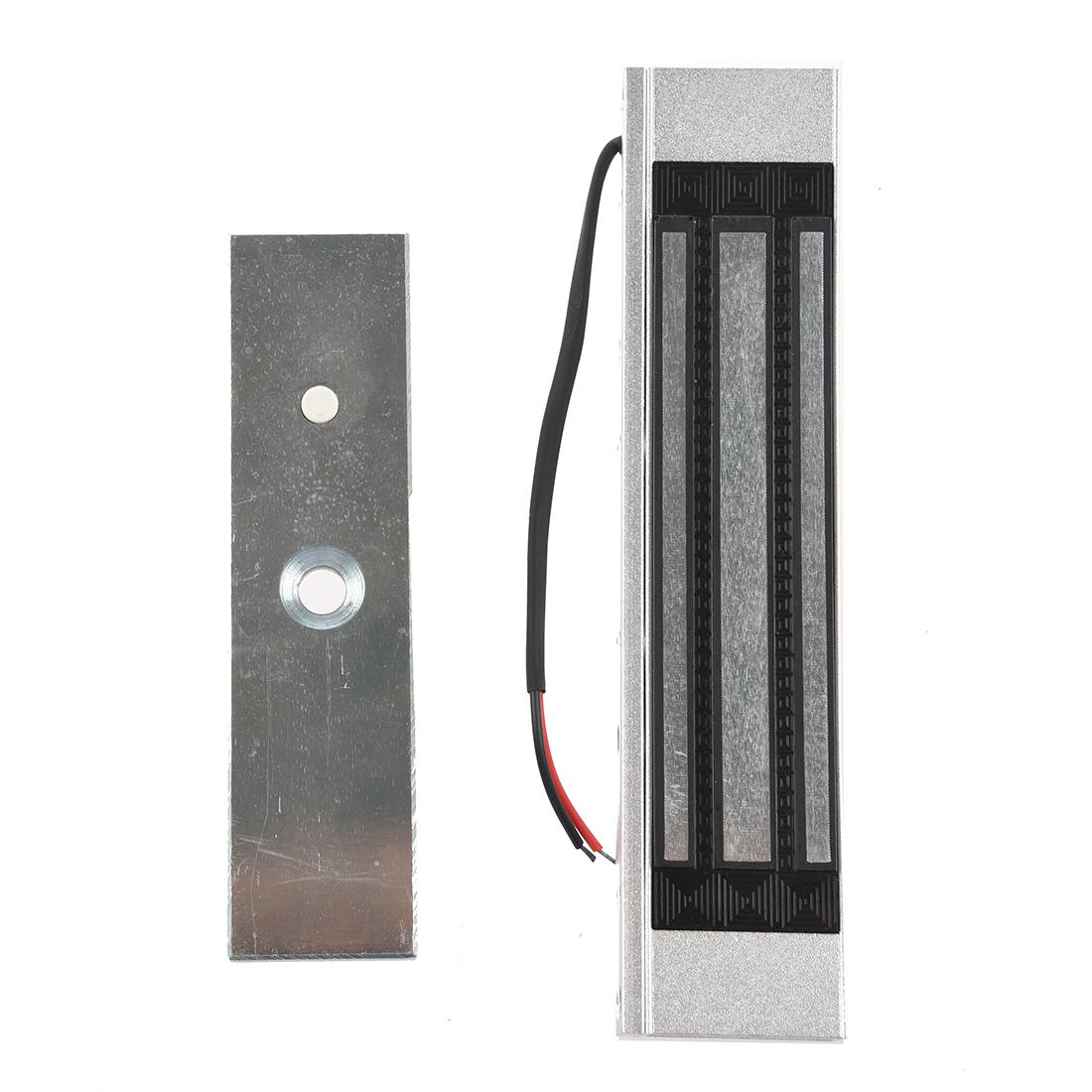 Ks single door 12v electric magnetic electromagnetic lock for 12v magnetic door lock
