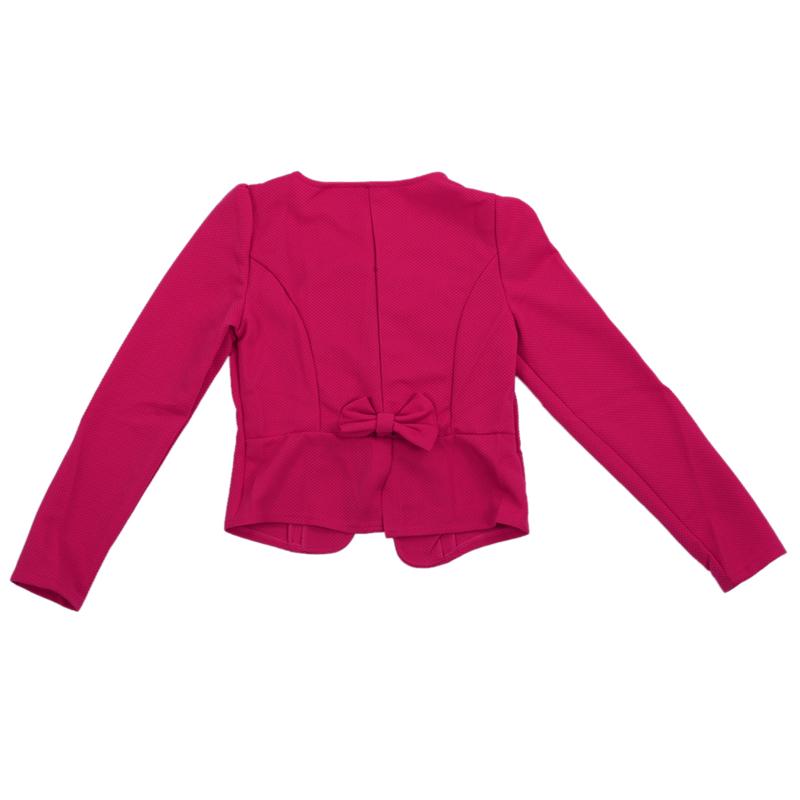 1X-Chaqueta-delgada-de-moda-de-mujer-Traje-de-Blazer-de-manga-larga-Abrigo-A9S8 miniatura 12