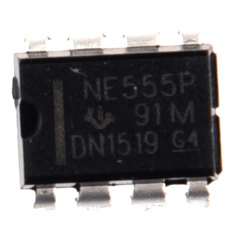 NE555N NE555 NE555P General Purpose Single Bipolar Timer DIP8 5 Pack