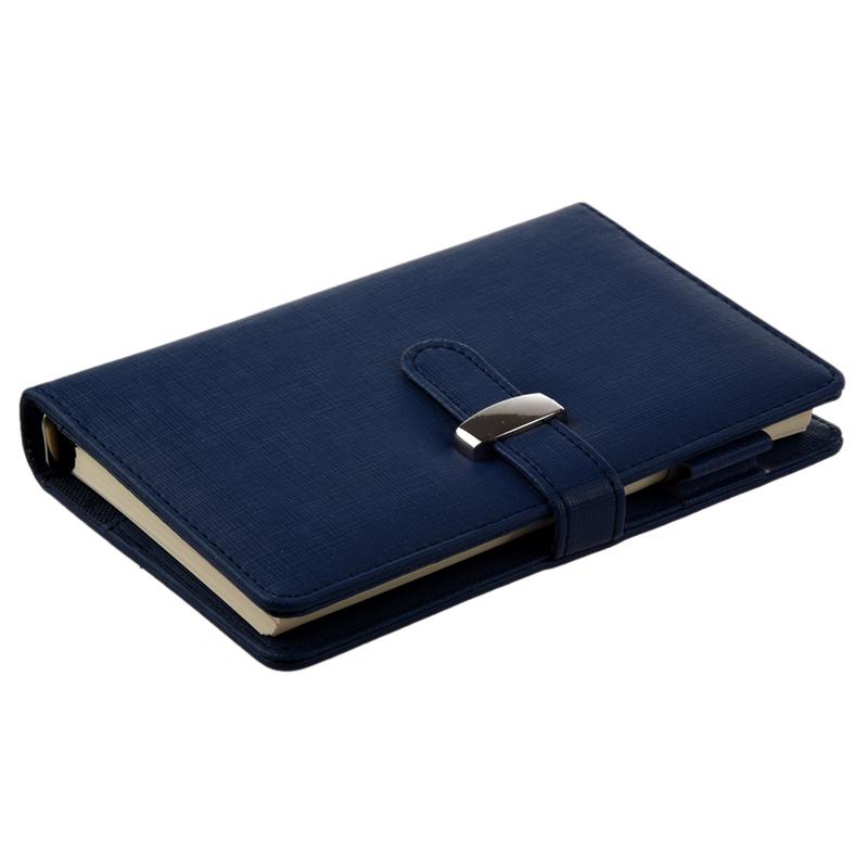 FASHION-Pocket-Planner-Pellicola-in-pelle-Filofax-Diario-ebook-Y5B3 miniatura 5