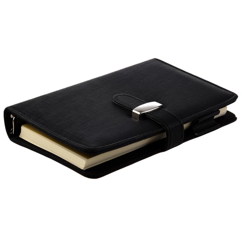 FASHION-Pocket-Planner-Pellicola-in-pelle-Filofax-Diario-ebook-Y5B3 miniatura 12