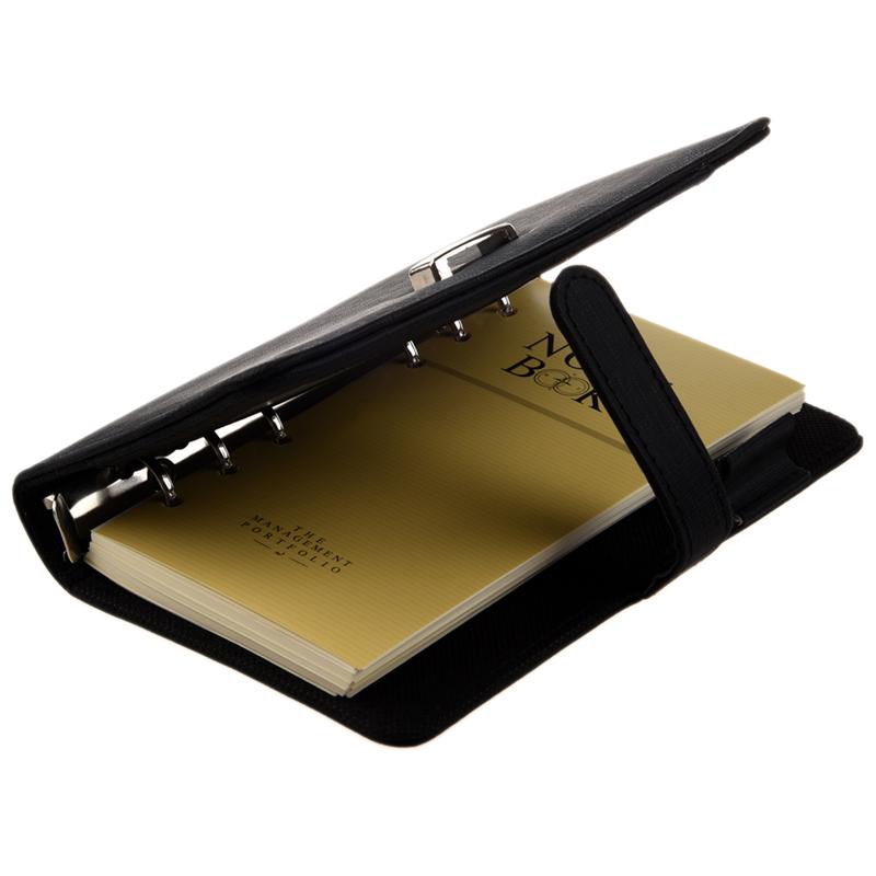 FASHION-Pocket-Planner-Pellicola-in-pelle-Filofax-Diario-ebook-Y5B3 miniatura 17