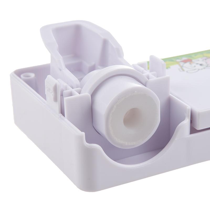 Accessoires-salle-de-bain-distributeur-automatique-de-dentifrice-Brosse-A-2V6 miniature 6