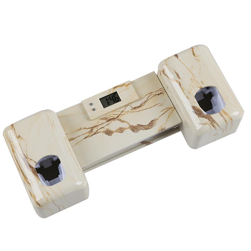 Accessoires-salle-de-bain-distributeur-automatique-de-dentifrice-Brosse-A-2V6 miniature 14
