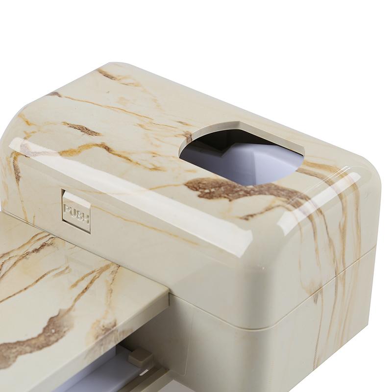 Accessoires-salle-de-bain-distributeur-automatique-de-dentifrice-Brosse-A-2V6 miniature 15