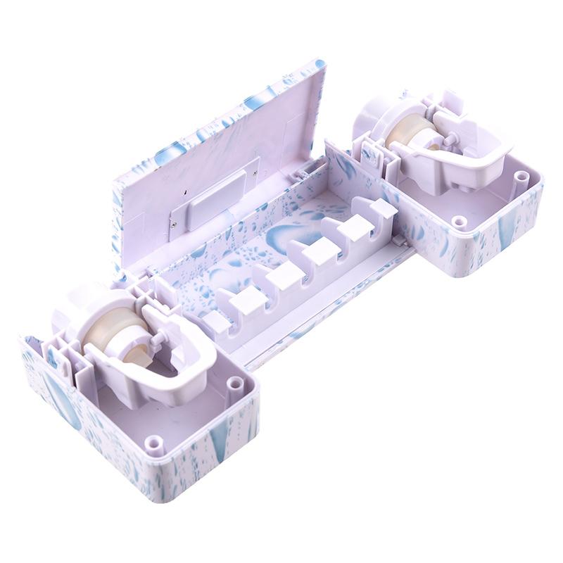 Accessoires-salle-de-bain-distributeur-automatique-de-dentifrice-Brosse-A-2V6 miniature 20