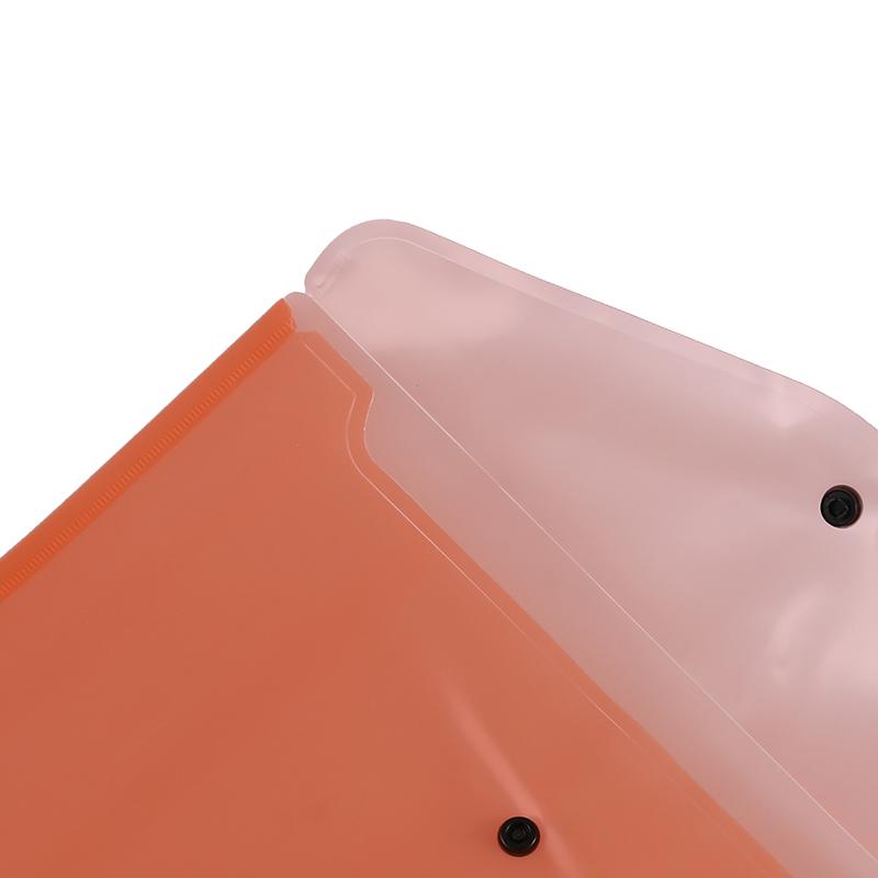 Un-paquete-de-12-Carpetas-Carteras-de-documentos-de-perno-de-plastico-Almac-W9Q4 miniatura 5