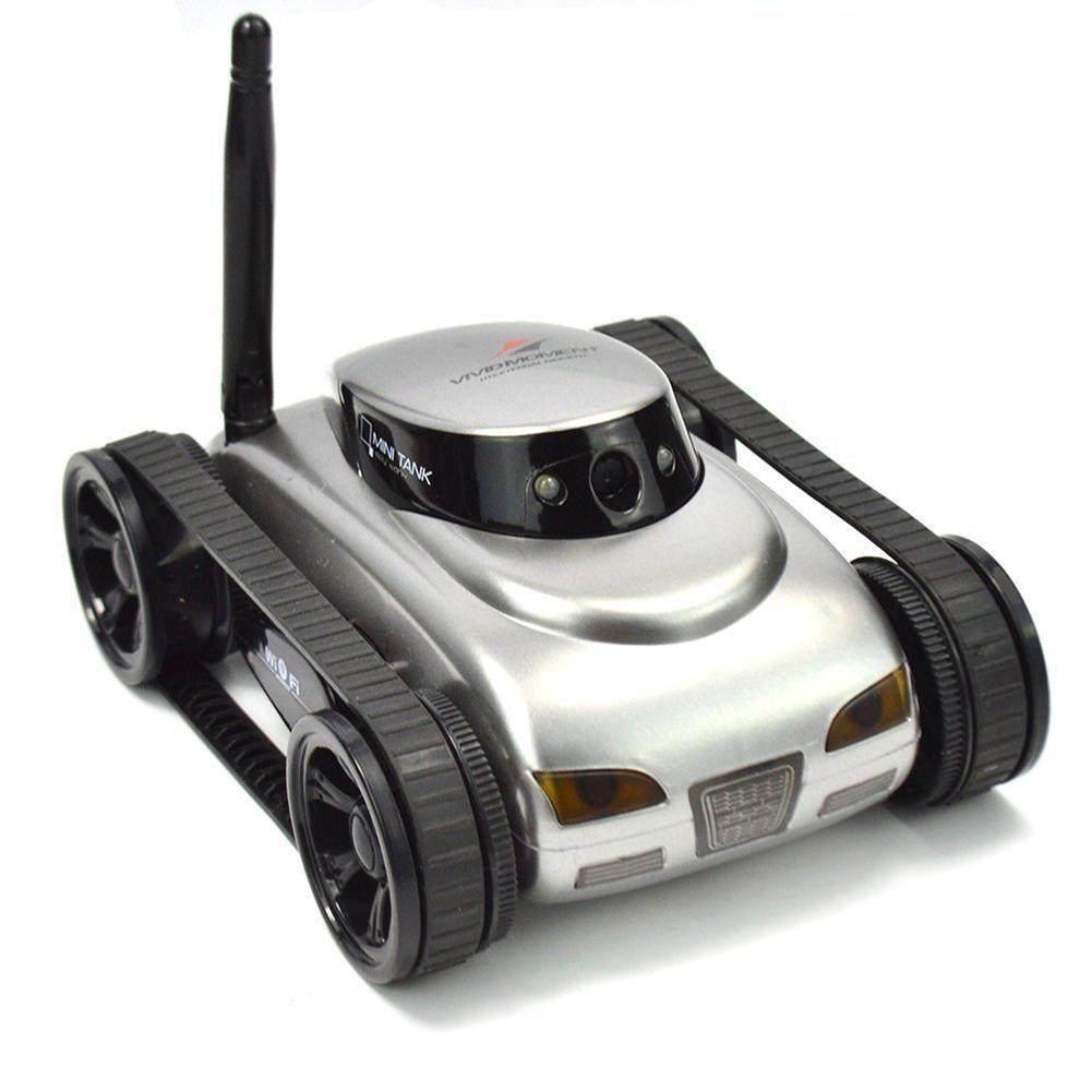 Happycow 777-270 Wifi Remote Control I-Spy Tank Toy Video With Camera Ed  Ebay-7271