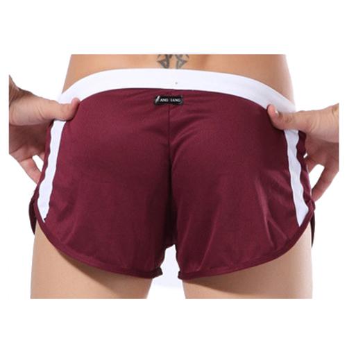 wangjiang herren boxershorts kurze sport shorts kaffee l q8r6 ebay. Black Bedroom Furniture Sets. Home Design Ideas