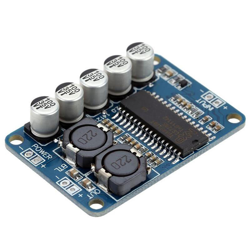 TDA8932-Mono-35W-digital-amplifier-module-T8T6 thumbnail 3