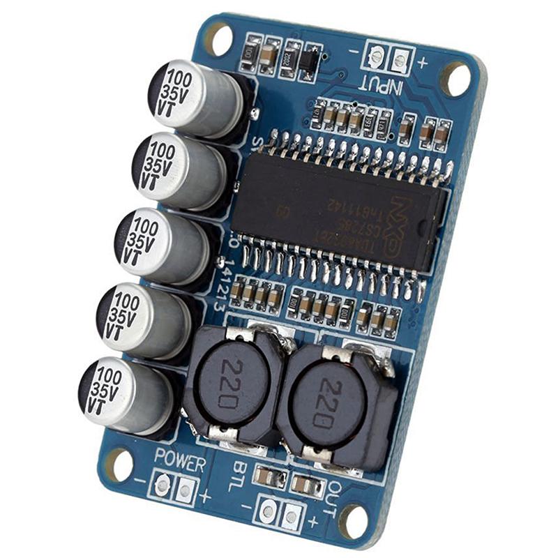 TDA8932-Mono-35W-digital-amplifier-module-T8T6 thumbnail 4