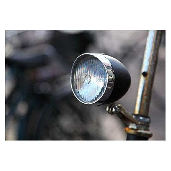 3-LEDs-Phares-avec-support-de-montage-du-velo-retro-accessoire-de-velo-I8V1 miniature 3