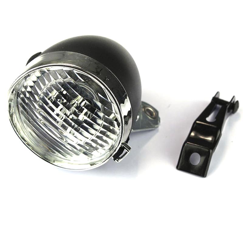 3-LEDs-Phares-avec-support-de-montage-du-velo-retro-accessoire-de-velo-I8V1 miniature 5