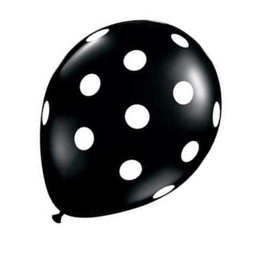 20-pc-12-pouces-Ballon-en-latex-a-pois-pour-la-decoration-de-la-fete-d-039-anni-D6U1 miniature 3