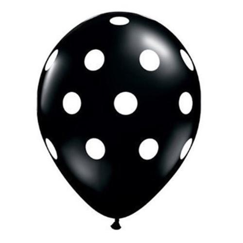 20-pc-12-pouces-Ballon-en-latex-a-pois-pour-la-decoration-de-la-fete-d-039-anni-D6U1 miniature 2