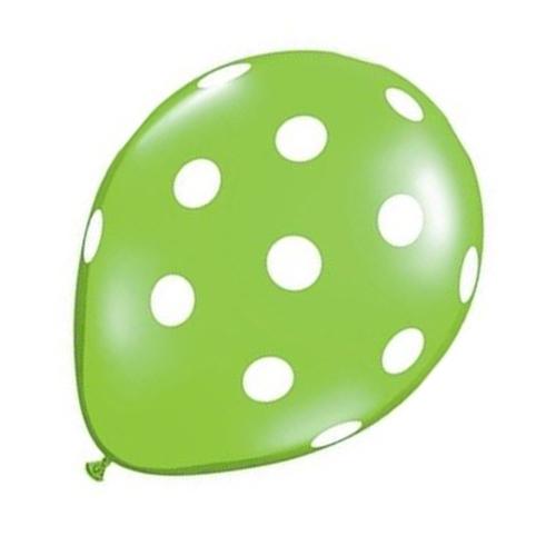 20-pc-12-pouces-Ballon-en-latex-a-pois-pour-la-decoration-de-la-fete-d-039-anni-D6U1 miniature 9