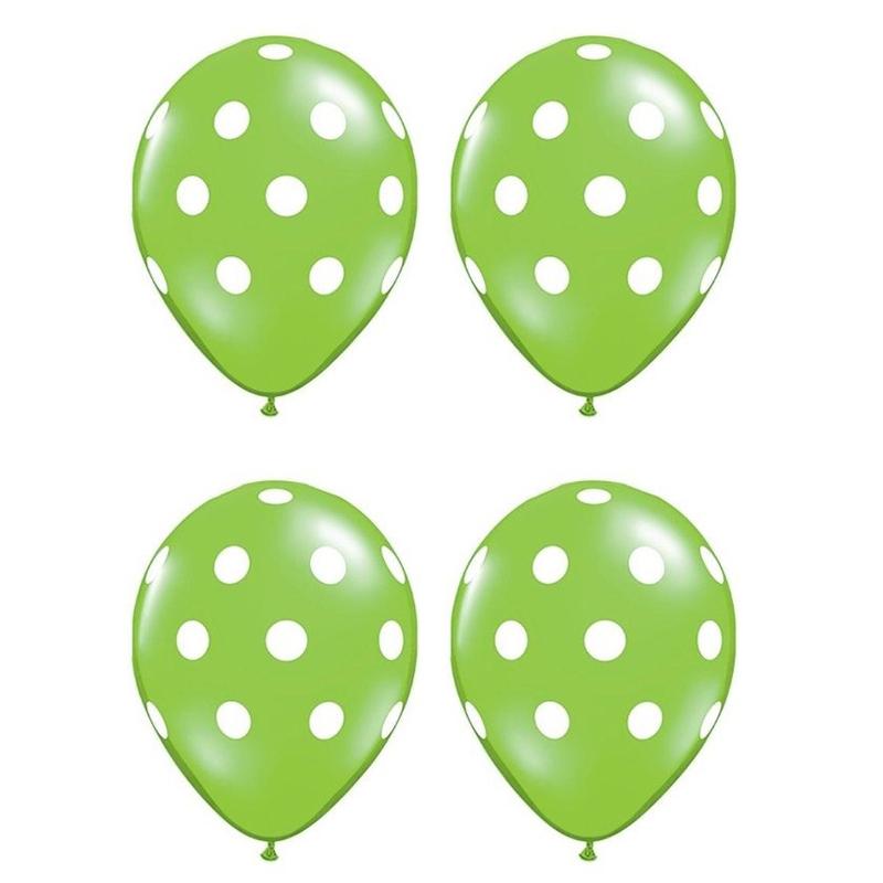 20-pc-12-pouces-Ballon-en-latex-a-pois-pour-la-decoration-de-la-fete-d-039-anni-D6U1 miniature 10