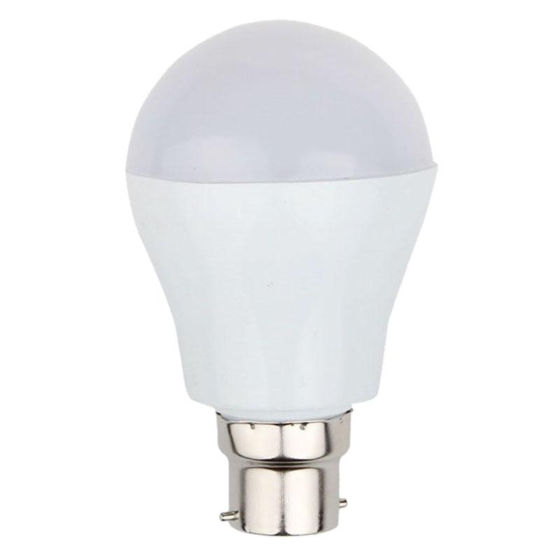B22/400LM 5W LED Microwave Radar Motion Sensor Lighting Lamp White U6A3