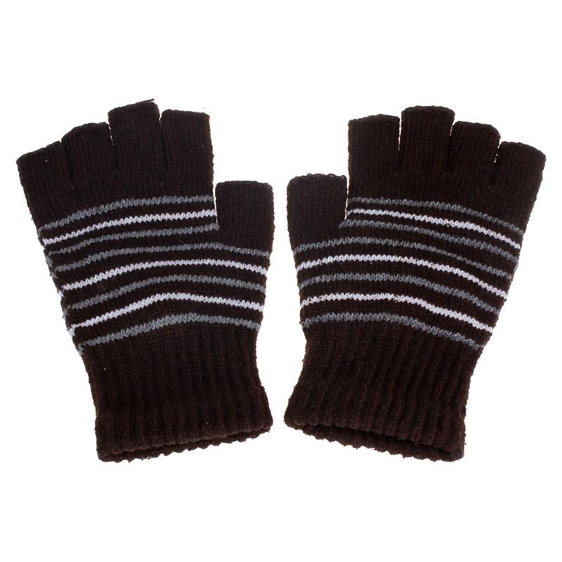 5V-Usb-Powered-Heizung-Beheizt-Winter-Handwaermer-Handschuhe-Waschbar-Kaffee-P5H1 Indexbild 2
