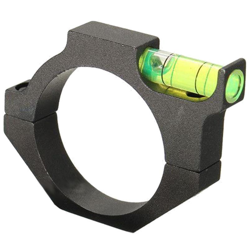 Alloy-Rifle-Scope-Bubble-Spirit-Level-For-30mm-Ring-Mount-Holder-V5M2