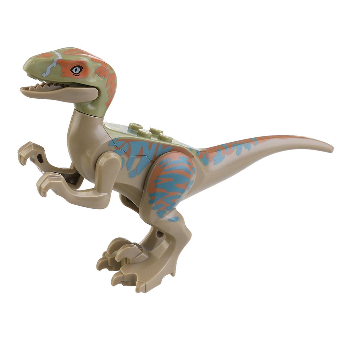 Jurassic Park Dinosaur Toys : Jurassic building blocks park dinosaur toys world