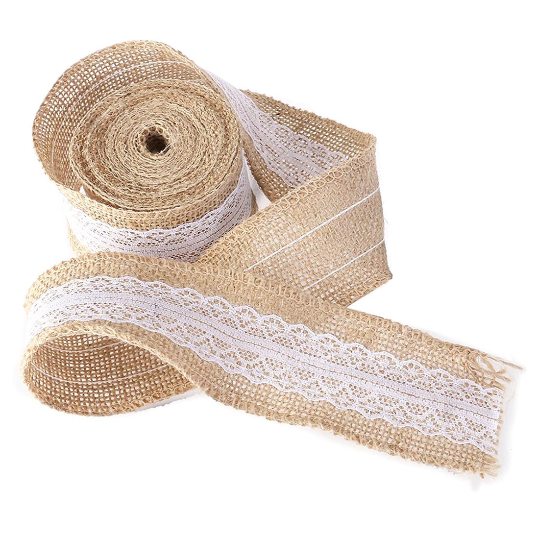 Glitter spool Christmas tree ribbon bandage candy box present gift party Z4Z1
