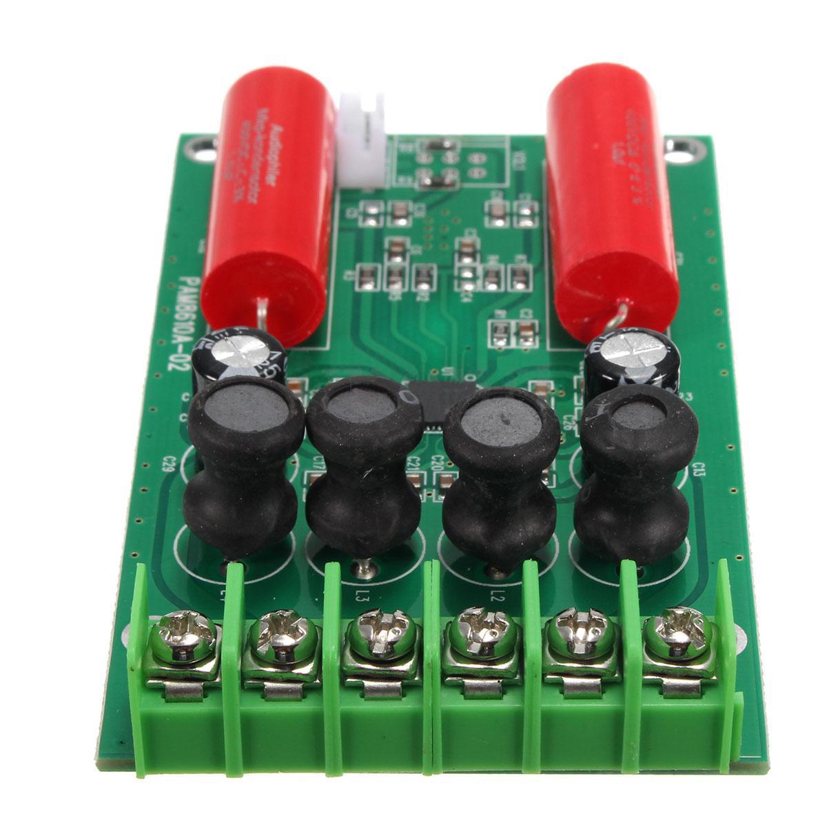 Ta2024 Tested Pcb Power Digital Audio Amplifier Board Module 12v Electric Unit Circuit 2x15w Mini V1g9