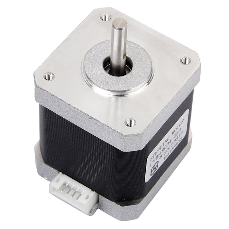 5X-Busheng-3D-Drucker-Zwei-Phasen-4-Leiter-Schrittmotor-1-8Deg-17HD48004-22-Z2H9
