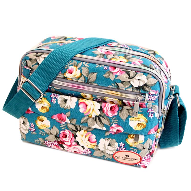 2X-Fashion-Printing-Women-Messenger-Bags-Canvas-Sport-Bags-Mummy-Bag-Ladies2D6 thumbnail 15