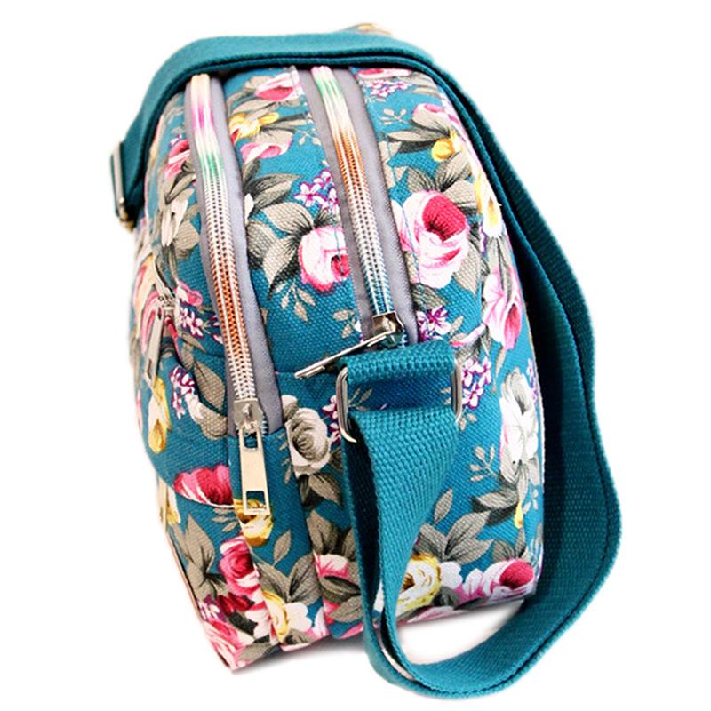 2X-Fashion-Printing-Women-Messenger-Bags-Canvas-Sport-Bags-Mummy-Bag-Ladies2D6 thumbnail 16