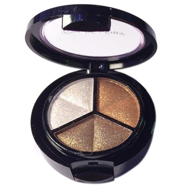 miniatuur 11 - Professional Smoky Cosmetic Set 3 Colors Natural Matte Eyeshadow Makeup Too J5E7