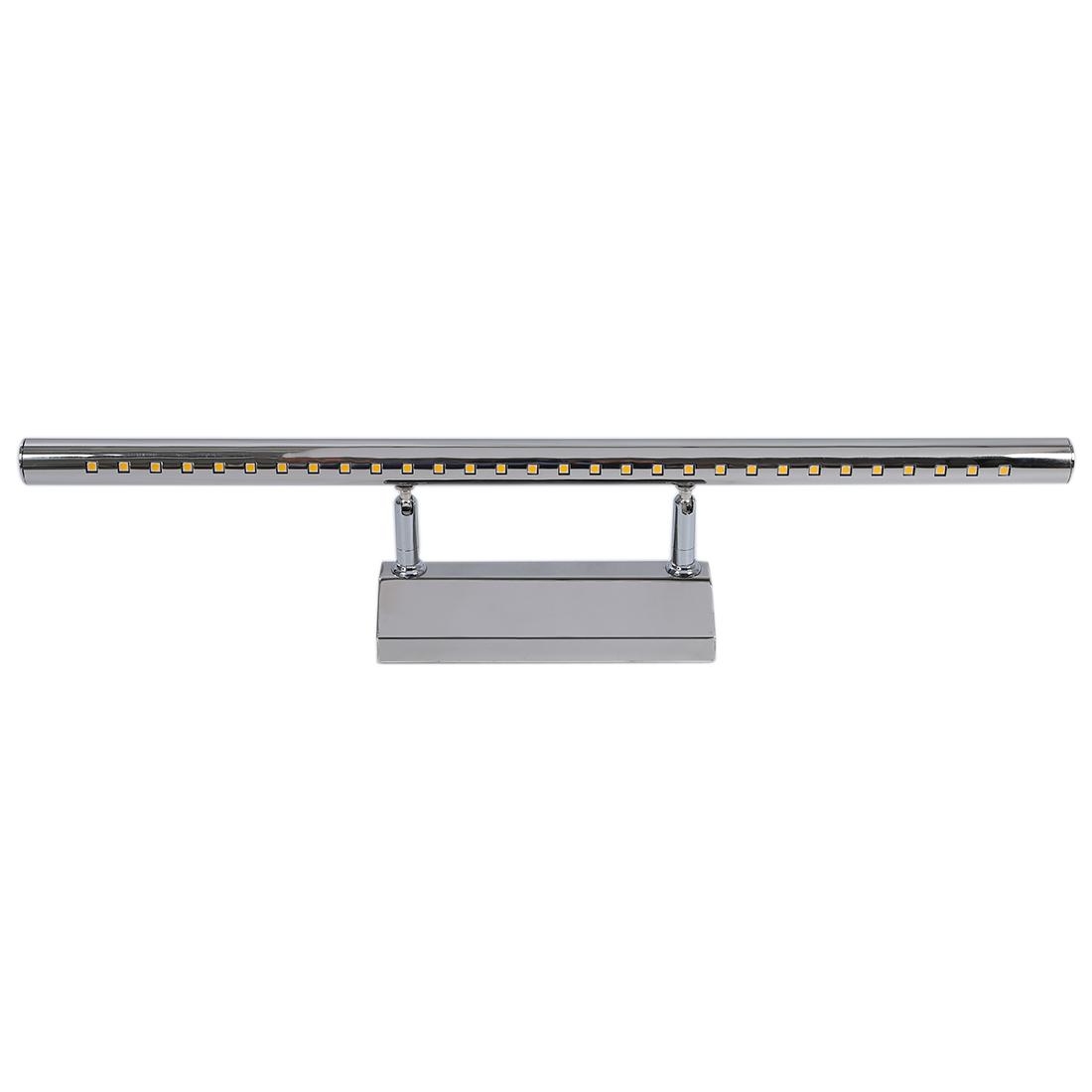 lampe pour salle de bain miroir meuble blanc chaud 7w 30 leds smd5050 480lm y1d1 ebay. Black Bedroom Furniture Sets. Home Design Ideas
