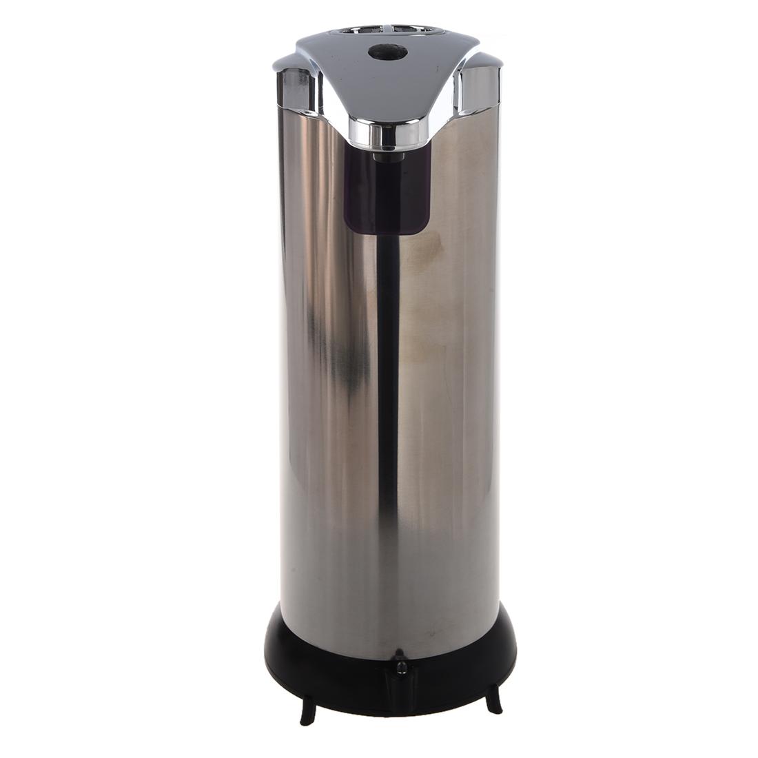 automatische smart edelstahl sensor seifenspender shampoo sanitizer y8 ebay. Black Bedroom Furniture Sets. Home Design Ideas