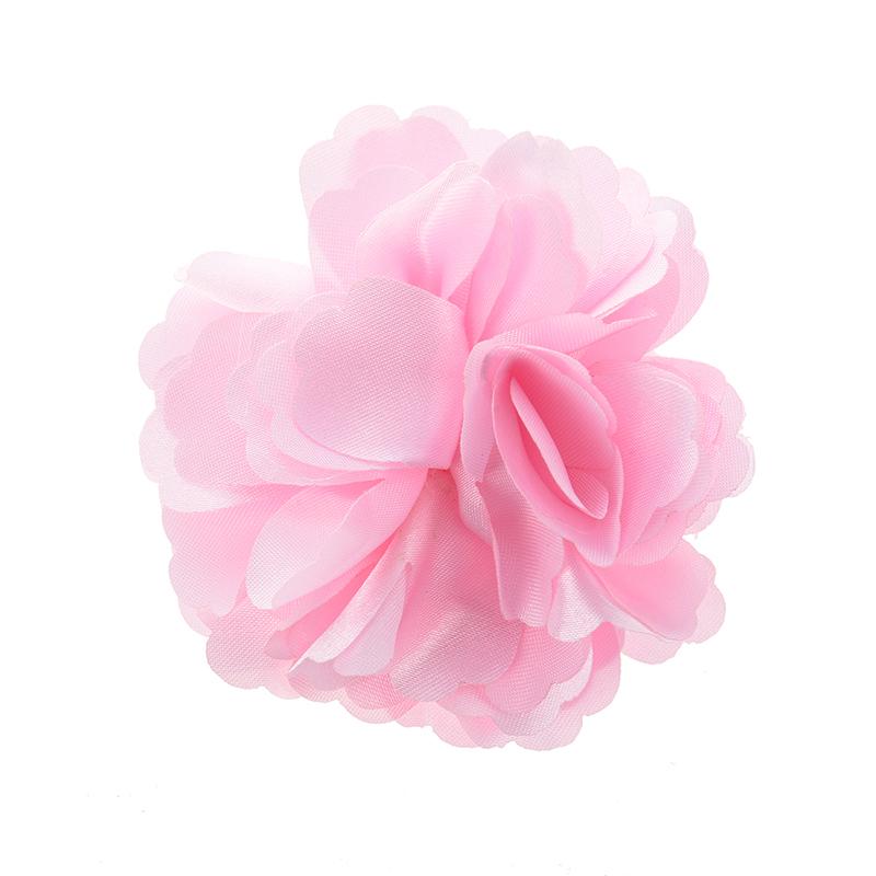 Praktisch 6x Kleidung & Accessoires Kopfschmuck & Fascinators silk Flower Haarspange Brosche Hochzeit Corsage Blumen-klipp 8cm Brosche Z N5 Eine GroßE Auswahl An Waren