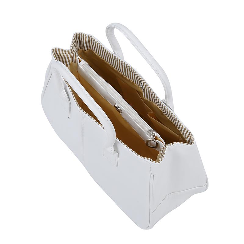 Fashion-Woman-Ladies-Class-PU-Leather-Satchels-Tote-Purse-Bag-Handbag-G2X9 thumbnail 8